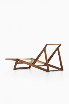 Helge Vestergaard Jensen Lounge Chair Produced by Cabinetmaker Peder Pedersen - 1988263