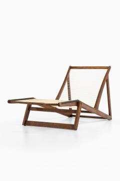 Helge Vestergaard Jensen Lounge Chair Produced by Cabinetmaker Peder Pedersen - 1988264