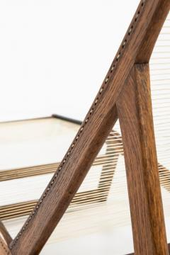 Helge Vestergaard Jensen Lounge Chair Produced by Cabinetmaker Peder Pedersen - 1988265