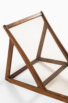 Helge Vestergaard Jensen Lounge Chair Produced by Cabinetmaker Peder Pedersen - 1988267