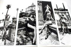Helmut Newton 6 images The Big Nude Sumo Book with Stand Helmut Newton - 936390