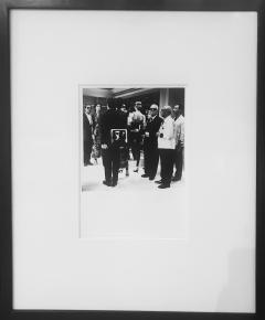 Helmut Newton Karl Lagerfeld Paris 1987 - 499985