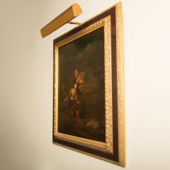 Hendrick Frans Diamer Hendrick Frans Diamer Flemish c 1690 1770 A piper and his companion  - 2129172