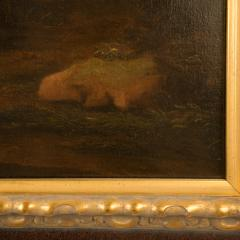 Hendrick Frans Diamer Hendrick Frans Diamer Flemish c 1690 1770 A piper and his companion  - 2129175