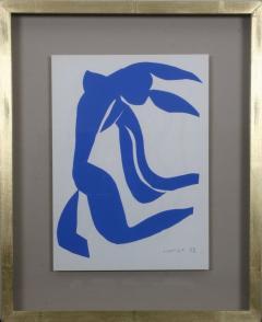 Henri Matisse Henri Matisse Colour Lithographs after the Cut Outs 1958  - 2110228