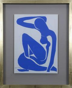 Henri Matisse Henri Matisse Colour Lithographs after the Cut Outs 1958  - 2110237