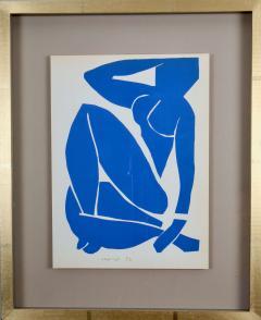 Henri Matisse Henri Matisse Colour Lithographs after the Cut Outs 1958  - 2110304