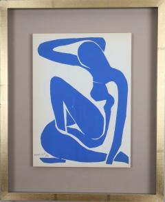 Henri Matisse Henri Matisse Colour Lithographs after the Cut Outs 1958  - 2110320