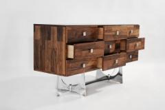 Henri Valliere Rosewood Dresser by Henri Valliere Canada 1950s - 2096577