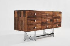 Henri Valliere Rosewood Dresser by Henri Valliere Canada 1950s - 2096579