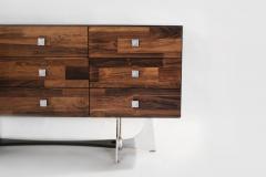 Henri Valliere Rosewood Dresser by Henri Valliere Canada 1950s - 2096581