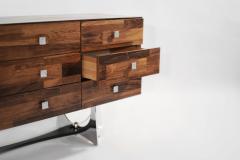 Henri Valliere Rosewood Dresser by Henri Valliere Canada 1950s - 2096582
