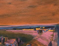 Henrietta Berk Summer Landscape Sonoma California - 1966112