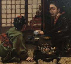 Henry Alexander Japanese Tea Ceremony - 1591389