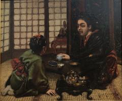 Henry Alexander Japanese Tea Ceremony - 1591390