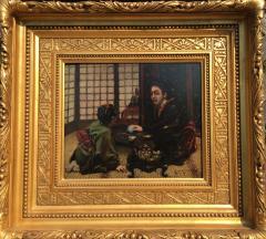 Henry Alexander Japanese Tea Ceremony - 1591392
