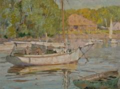Henry Bayley Snell Summer Afternoon Boothbay  - 71601