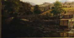 Henry Chapman Ford Miller at the Old Mill - 1587394
