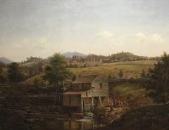 Henry Chapman Ford Miller at the Old Mill - 1587395