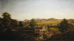 Henry Chapman Ford Miller at the Old Mill - 1620050