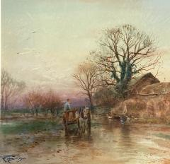 Henry Charles Fox End of the Day  - 1846370