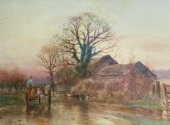 Henry Charles Fox End of the Day  - 1846372