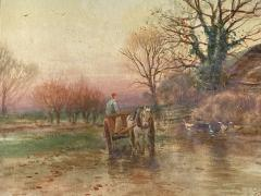 Henry Charles Fox End of the Day  - 1846375