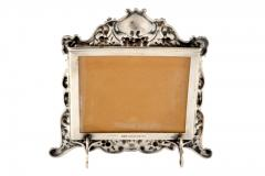 Henry Franklin Gorham Sterling Silver Picture Frame Repouss Gorham c a 1869 - 1311875