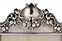 Henry Franklin Gorham Sterling Silver Picture Frame Repouss Gorham c a 1869 - 1311884