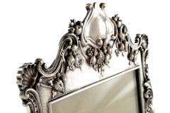 Henry Franklin Gorham Sterling Silver Picture Frame Repouss Gorham c a 1869 - 1311885
