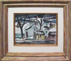 Henry Martin Gasser Winter Morning - 696422