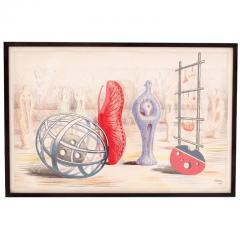 Henry Moore Sculptural Objects Lithograph by Henry Moore 24 450 - 483818