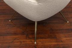 Henry P Glass Mid Century Modern Lounge Chair by Henry P Glass - 1144576