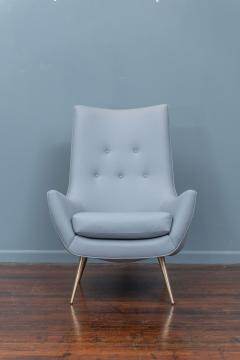 Henry P Glass Mid Century Modern Lounge Chair by Henry P Glass - 2128597