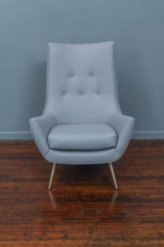 Henry P Glass Mid Century Modern Lounge Chair by Henry P Glass - 2128599