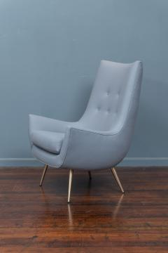 Henry P Glass Mid Century Modern Lounge Chair by Henry P Glass - 2128600