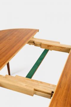 Henry Rosengren Hansen Rosengren Hansen Brande M belindustri Teak Table 50s - 1856765