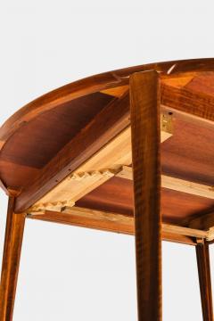 Henry Rosengren Hansen Rosengren Hansen Brande M belindustri Teak Table 50s - 1856775