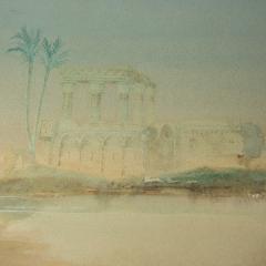 Henry Stanton 19th Century watercolour of Egypt by Henry Stanton Lynton - 1933765