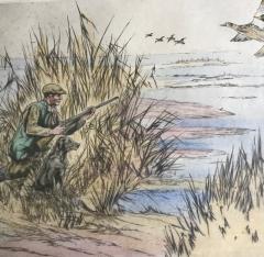 Henry Wilkinson Duck Shooting  - 1309592
