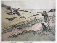 Henry Wilkinson Partridge Shooting  - 1309577