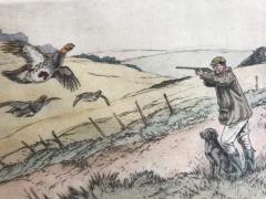 Henry Wilkinson Partridge Shooting  - 1309579