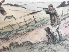 Henry Wilkinson Partridge Shooting  - 1309581