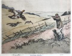 Henry Wilkinson Partridge Shooting  - 1309582