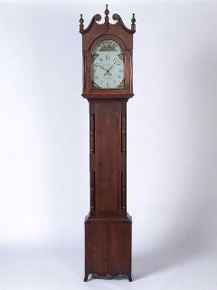 Henry Wismer Tall Case Clock - 133923