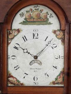 Henry Wismer Tall Case Clock - 133924