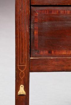 Hepplewhite Inlaid Work Table - 384524
