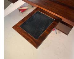 Herbert Hirche Herbert Hirche Minimalist Top Series Executive Desk in Rosewood - 1389879