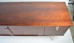 Herbert Hirche Herbert Hirche Minimalist Top Series Rosewood Credenza - 1408409
