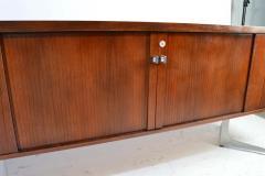 Herbert Hirche Herbert Hirche Minimalist Top Series Rosewood Credenza - 1408410